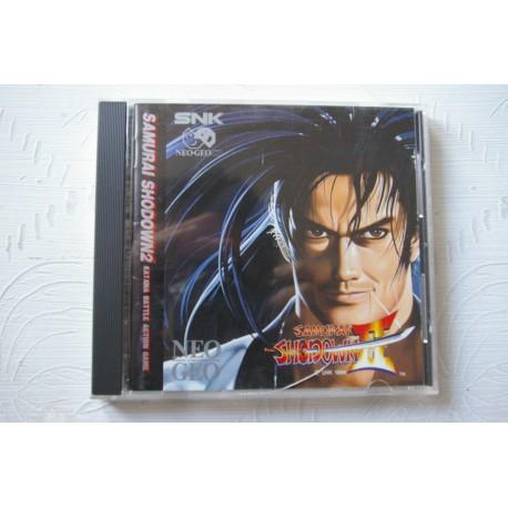 SAMURAI SHOWDOWN II Neo Geo CD - Usado