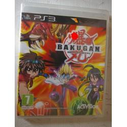 BAKUGAN : Battle Brawlers PS3- Nuevo precintado